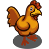 Golden Chicken-icon