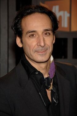 Alexandre Desplat (Composer - DH Part 1)