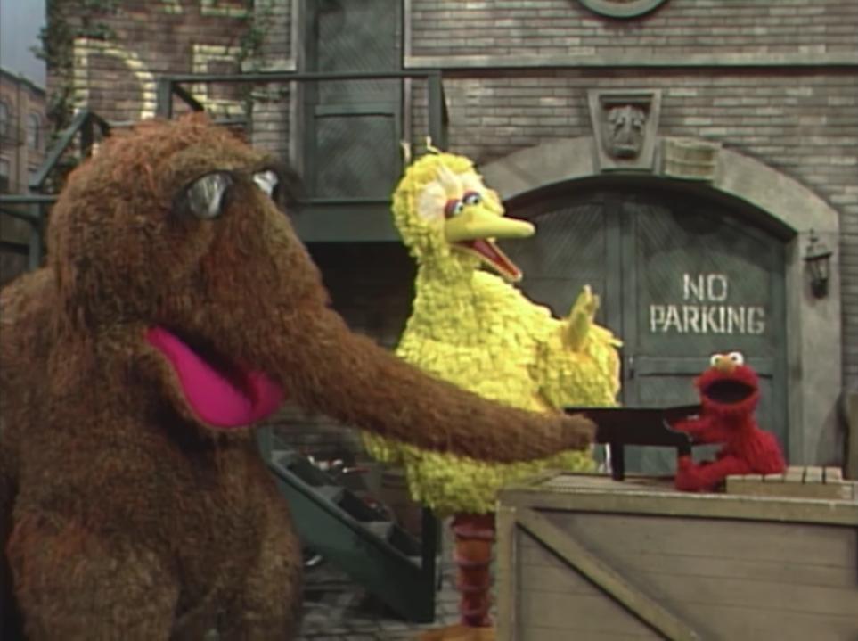 Wiki Muppets: Elmooo