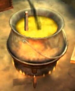 Professor Snape's Elixir to Induce Euphoria