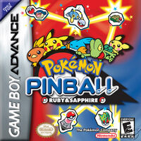 Emulador de GBA + ROM'S de Pokemon