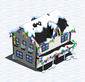 Farm house with snow and lights2