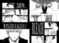 Bleach 389 cover