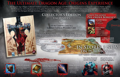 Dragonage collectors