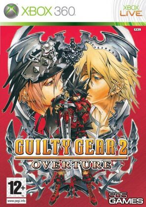Guilty Gear 2 Overture Box Art