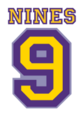 Purple Nines Logo