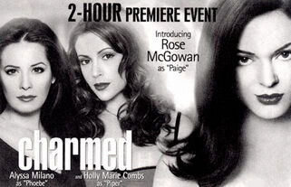 Charmed Promo season 4 ep. 1&amp;2 - Charmed Again