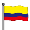 Colombia Flag-icon
