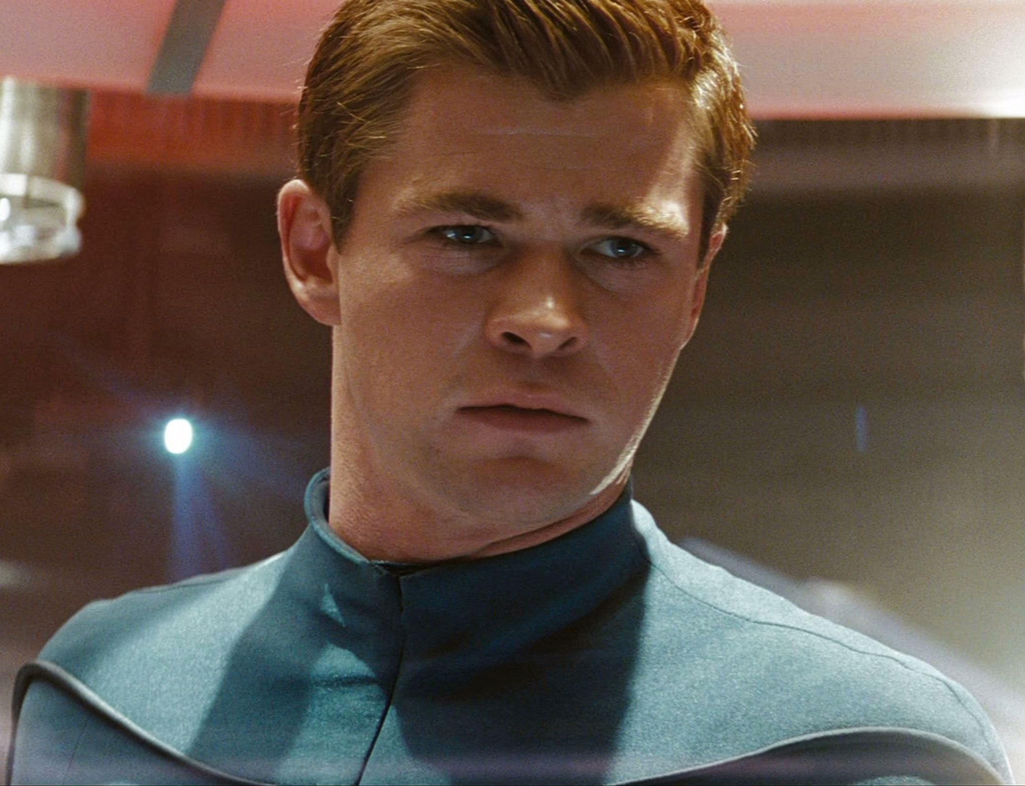 Chris Hemsworth - Memory Alpha, the Star Trek Wiki