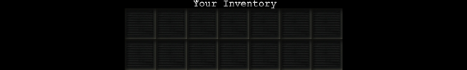 &quot;Inventory&quot;