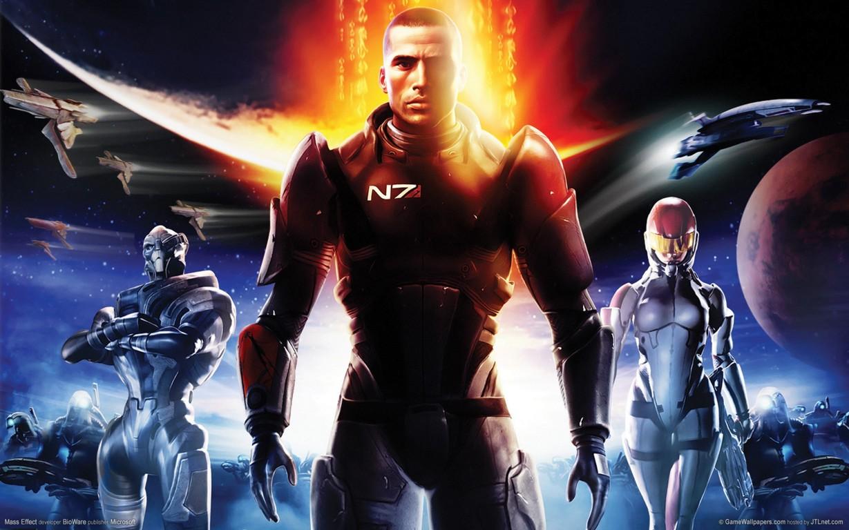 Mass Effect ? Mass Effect Wiki