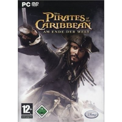 pirates of the caribbean ps2