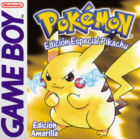 Pokmon Amarillo