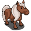 Brown Pony-icon