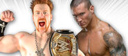 Sheamus vs Randy RR10
