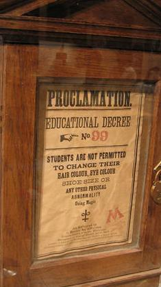 Educational Decree 99