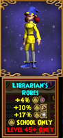 Robe DS Librarian's Robes Female