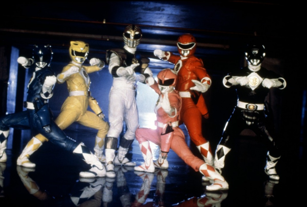 Mighty Morphin Power Rangers: The Movie - RangerWiki - the Super