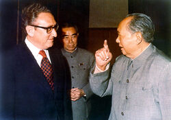 Kissinger Mao