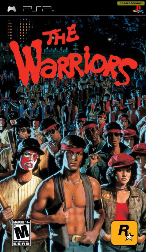 Download The Warriors - PSP Game Direct Link
