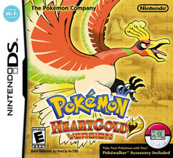 Pokemon HeartGold (NA)