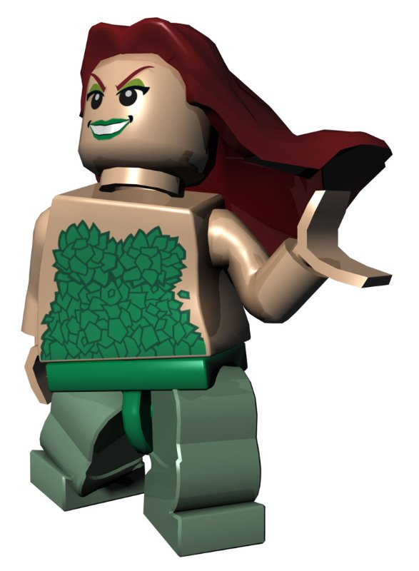 poison ivy pictures from batman. Poison Ivy in Lego Batman: The