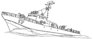 Patrolboat awgx