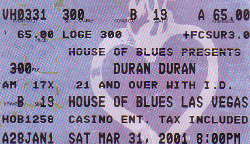 2001 03 31 duranduran ticket edited