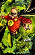 Alan Scott, Green Lantern of New Earth