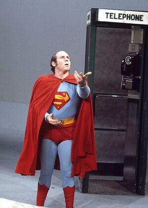 Larry block superman
