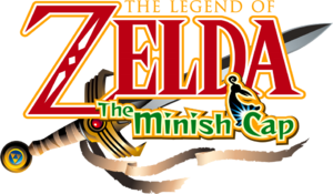 The Legend of Zelda - The Minish Cap (logo)