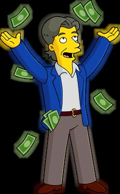 Miembros del PA Simpsonizados parte III Arthur_Fortune
