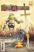 Muppet King Arthur