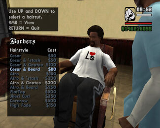 Barber-GTASA-usage