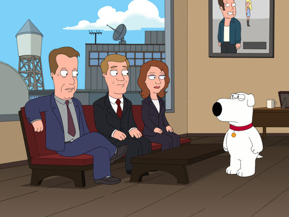 Family Guy Season 8 Episode 15 Brian Griffin's House of Payne