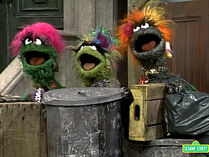 Grouch Girls Don't Wanna Have Fun