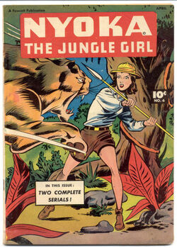 Nyoka the Jungle Girl -6