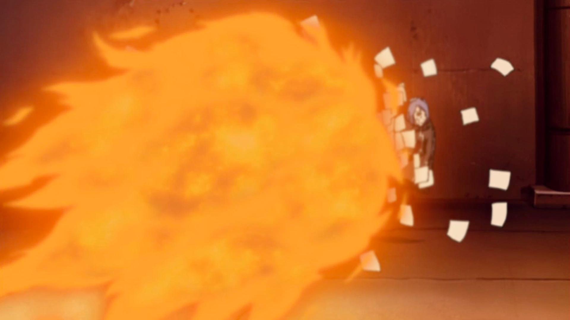musashi  Flame_Bullet