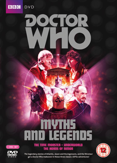 Myths and legends uk dvd