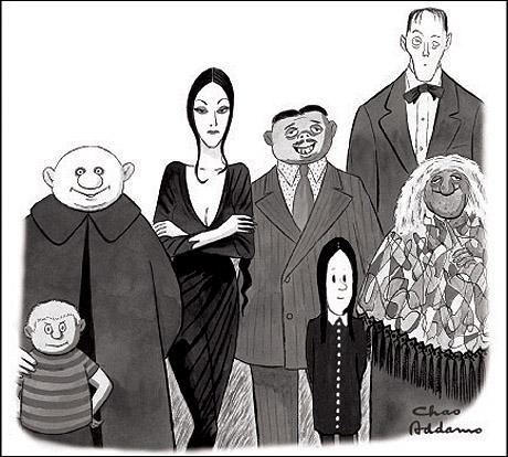File:Addams Family sketch Charles Addams.jpg