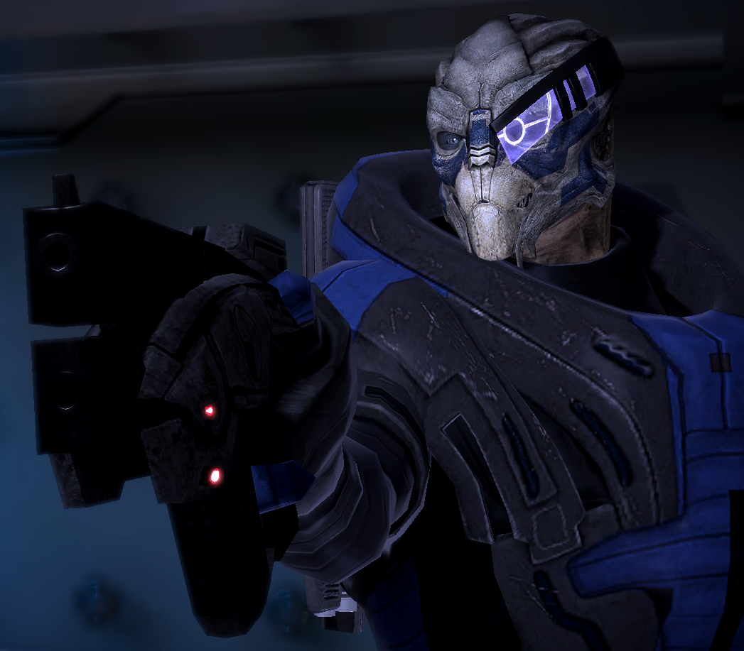 How Does The Turian Face Paint System Work Mass Effect Answers