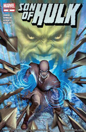 Skaar - Son of Hulk  300px-Son_of_Hulk_Vol_1_15