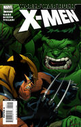 World War Hulk X-Men Vol 1 2