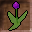Purple Tulip Icon