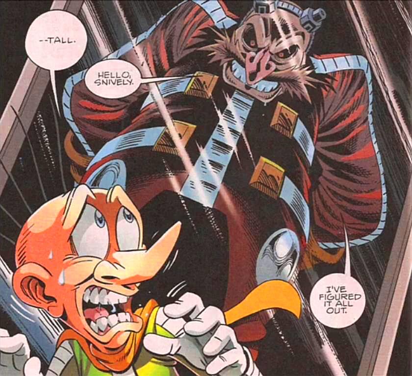 T A Y L O R Worm Sonic The Hedgehog Page 9