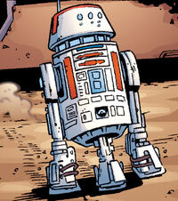 Skipp the droid