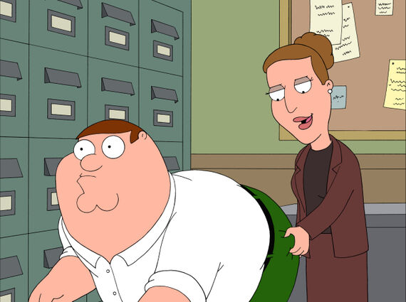 Family Guy Season 8 Episode 14 Peter-assment