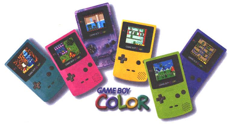 Virtual gameboy color