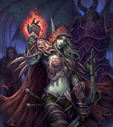 Sylvanas TCG - Glenn Rane
