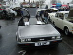DeLorean - 83 DMC at Sandbach 08 - P4170146